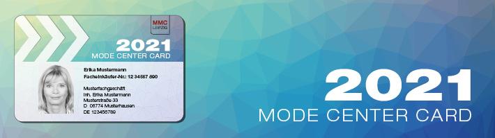 Headbanner MMC ModeCenterCard 2021
